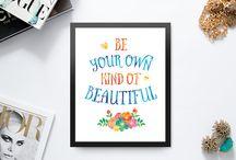 DIY Printables Wall Art - Cards - Invitations more / DIY Printables Wall Art - Cards - Invitations more
