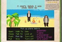 Películas y series actuales en cartuchos de Atari 2600