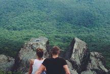 Traveler Couple Photography