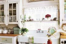 Country - Shabby chic - Rustico