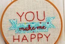 Hoop De Doo Review / Embroidery Hoop Art