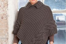 Poncho Muster