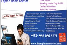 Laptop Repair In Delhi / Laptop Home Service is offering you computer repairing & servicing at your home or office at flat hourly rate by certified laptop technicians and we provide same day computer service in your local areas. Visit our website to know more information.