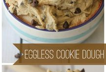 Eggless recipes