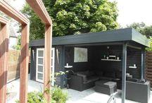 Tuin/ veranda / Tuin/ veranda