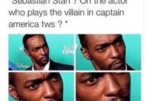 Kapitan Ameryka/Bucky