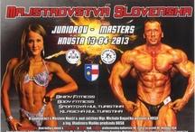 Majstrovstvá Slovenska Junior - Masters (video ukážky)