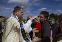 Pet Parade / The first Sunday in October, join us for our canine costume contest, pet parade and blessing!