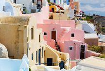 Greece Island Santorini