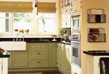kitchen ideas / by Debbie Bushyhead