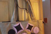 moje práce....patchwork....tašky,vankúše,deky / táto nástenka sú moje práce...