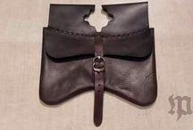 My leatherwork (munkáim)