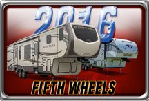 New 2016 Fifth Wheels / Brand New Fifth Wheel RVs for Sale at Kitsmiller RVs Stay Tuned more photos added daily