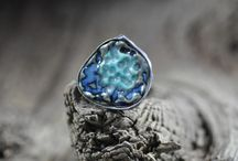 Rings / Biżuteria ceramiczna
