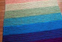 Rainbow Crochet Afghan Patterns / 0