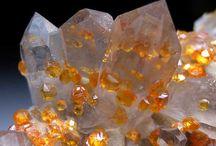 Minerais - Natureza