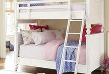 Niños camas