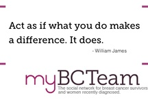 Quotes for Women w/ BC / Quotes for women with #breastcancer. (Join the social network for women living with BC: MyBCTeam.com).