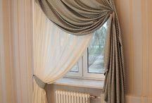 Curtains deco