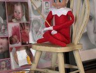 Elf on a Shelf / by Melissa Lucia