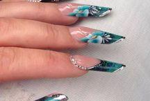 Nails tyrkys / Nail nails nails