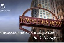 Historic Jewelers Row in Chicago