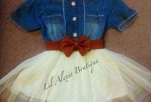 Baby/Toddler Girl Outfits / Girly Outfits