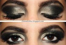 { Make me up & Make me pretty } / by Brenda Chesney - greenishpink.com