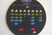 Geeky for Cross Stitch / by Becky Campbell