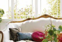 France Style Sofa