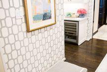 Hardwood, Carpet, and Brick / floors / by Meg Opel