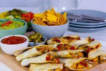 Mexikan food