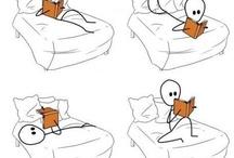 Läsning / by K. Olsen