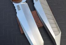 Knife ans sword
