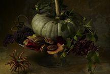 Fall Botanical Decor