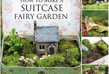 Gardens / Veggie, flower, fairy, and butterfly garden ideas for this spring and summer :) / by Allison Cole