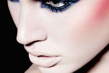 All Eyes On Me / Editorials about make ups, eyes close-ups