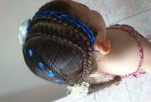 Peinado de Niñas