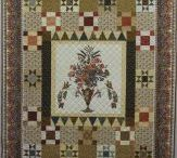 Our Quilts / Quilts and samples created at Two Thimbles.
