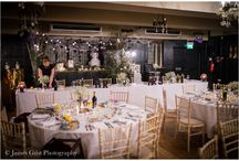 Winter Weddings at The Grasshopper Inn / A mixture of Pictures from our Winter Weddings