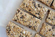 Healthy Sweet Snacks / Healthy, delicious snacks