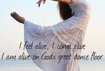 Worship Dancing