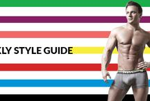Weekly Style Guide  / by The Underwear Expert