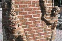 brickwall art