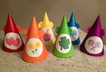 P turns 3 / by Laura Rose Clawson