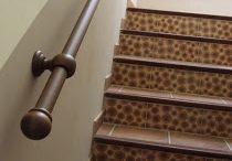 pasamanos de escalera