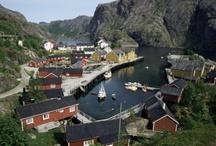 Porty i małe miasteczka
