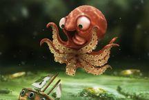 .:Octopus