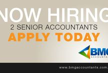 Job Hiring / Looking for a full-time job?  We are hiring 2 Senior Accountants. To know more, go to this link http://bit.ly/1pcpZWi