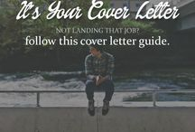 Resume & cover letter templates, tips & related info. / Info to help with building a sound resume & cover letter.